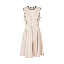 CREAM CAROLINE DRESS 10601202
