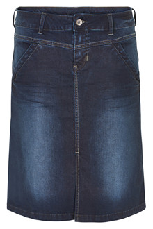CREAM MADISONNE DENIM SKIRT 10601457