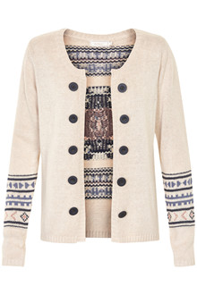CREAM DARLING CARDIGAN 10601470