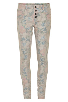 CREAM ELLA PANTS BAILEY 10601477