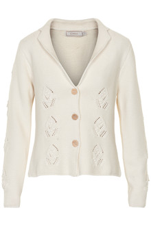 CREAM XENIA CARDIGAN 10601502