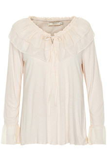 CREAM LUCY BLOUSE 10601568
