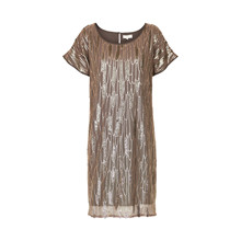 CREAM CLOE DRESS 10602036