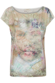 CREAM YUKI T-SHIRT 10602134 S