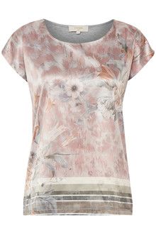 CREAM SOLINA T-SHIRT 10602463