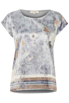 CREAM SOLINA T-SHIRT 10602463 B