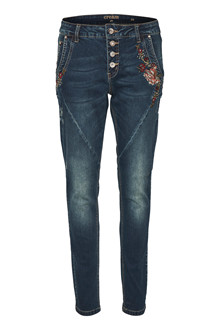 CREAM TIGER JEANS BAILEY 10602473