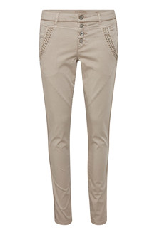 CREAM BAIILY CARGE PANTS 10602747 S