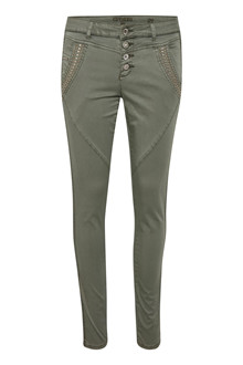 CREAM BAILEY CARGE PANTS 10602747 C