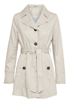 CREAM NOA TRENCHCOAT 10602831