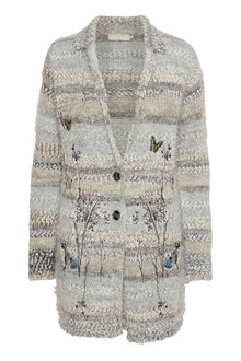 CREAM ALEXANDRA CARDIGAN 10602847