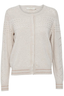 CREAM ISA CARDIGAN 10602977