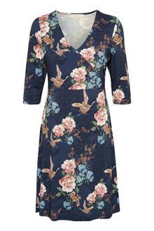 CREAM ROSEMARY DRESS 10603053