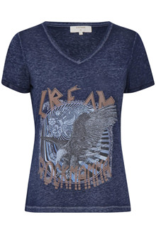 CREAM ROCK MAMA T-SHIRT 10603140 M