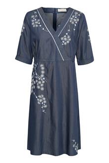 CREAM FELICIA DRESS 10603146