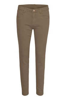 CREAM LOTTE TWILL JEANS - REGULAR FIT 10603240 FR