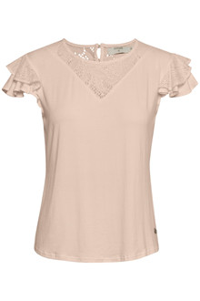 CREAM GRY TOP 10603310 S