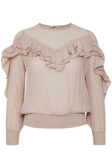 CREAM SIGA BLOUSE 10603354