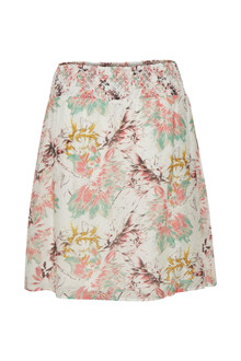 CREAM AISHYA SKIRT 10603412