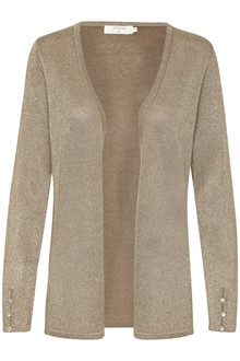 CREAM SERENA STRIK CARDIGAN 10603683