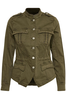 CREAM CAMILLA CARGO JACKET 10603713