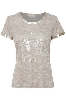 CREAM MILANO T-SHIRT 10603796