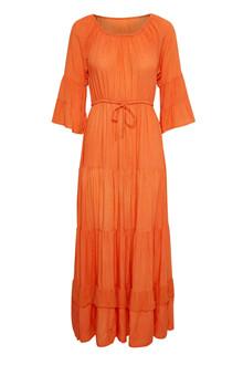 CREAM RINA DRESS 10603860