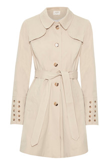 CREAM ANNABELL TRENCHCOAT 10604232