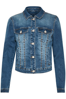 CREAM AMALIE JEANS JACKET 10604251