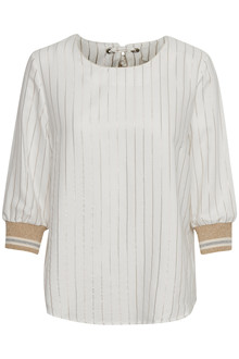 CREAM ALEJANDRA BLOUSE 10604290