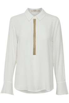 CREAM BALLY BLOUSE 10604346