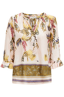 CREAM MONIQUE BLOUSE 10604457