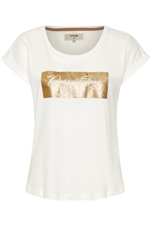 CREAM DEBBIE T-SHIRT 10604502