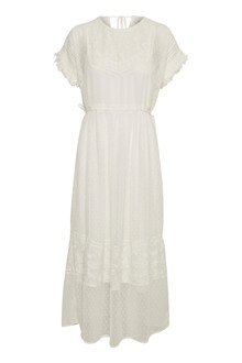 CREAM FANNY DRESS 10604564