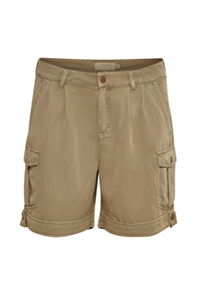 CREAM SHERA SHORTS 10604589