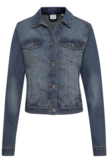 CREAM LISA DENIM JACKET 10650245