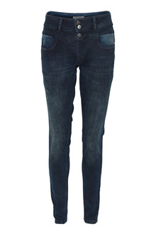 Denim Hunter MERCI CURVED JEANS 10701079