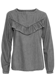 Denim Hunter NAV BLOUSE 10701278