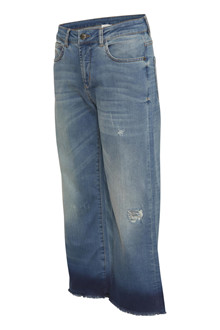 DENIM HUNTER OFELIA CUSTOM HIGH CULOTTE JEANS 10701342