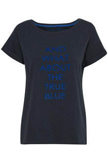 Denim Hunter BOBBI BLUE T-SHIRT 10701373
