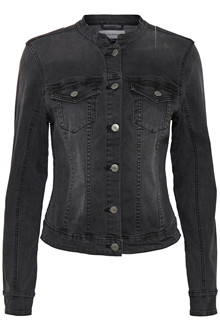 Denim Hunter GIOVANNI BLACK DENIM JACKET 10701738