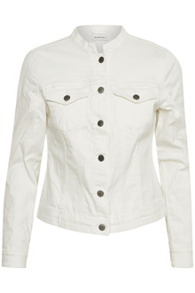 Denim Hunter GIOVANNI WHITE DENIM JACKET 10701776