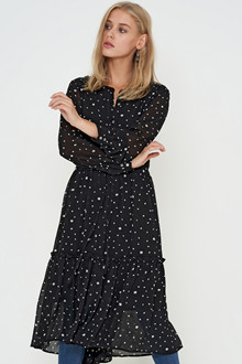 Denim Hunter MONA DOT DRESS 10701784 B