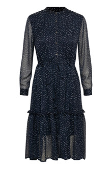Denim Hunter MONA DOT DRESS 10701784