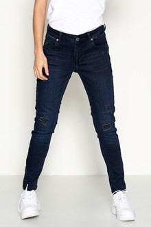 Denim Hunter CELINA ZIP TORN JEANS 10701894 D