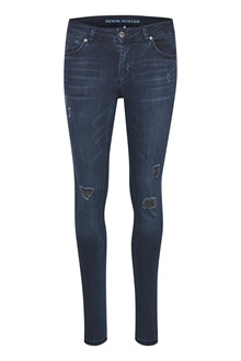 Denim Hunter CELINA TORN LONG CUSTOM JEANS 10702285