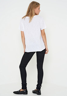 Denim Hunter DHLUZ V NECK TEE 10702309 W
