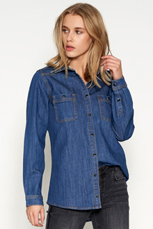 Denim Hunter DHFORTUNA SKJORTE 10702384