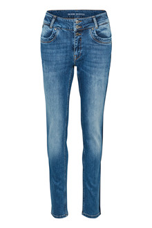 Denim Hunter DHALMO CURVED JEANS 10702428