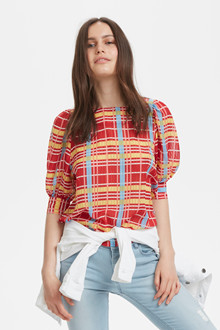 Denim Hunter DHODA PUFFSLEEVE BLOUSE 10702607